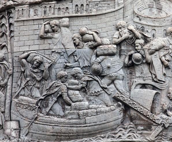 ADMINISTRACION DE LA LOGISTICA MILITAR ROMANA DURANTE EL PRINCIPADO (ss. I-III d.C.) La Casa del Recreador