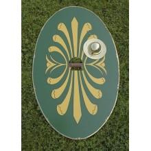 Escudo romano ovalado