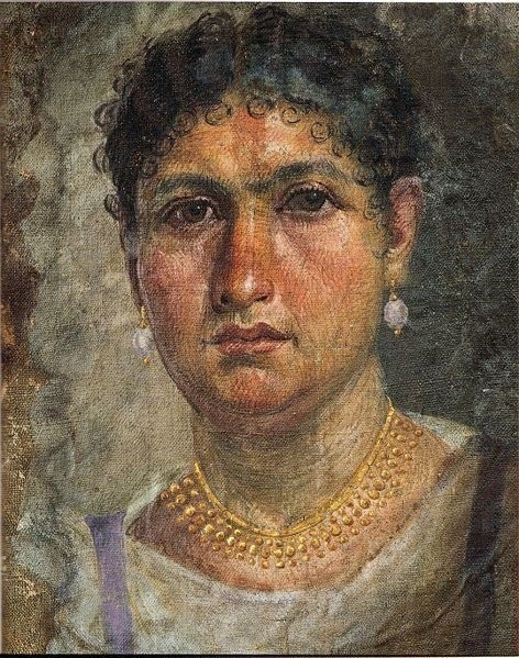 Collar romana Aline