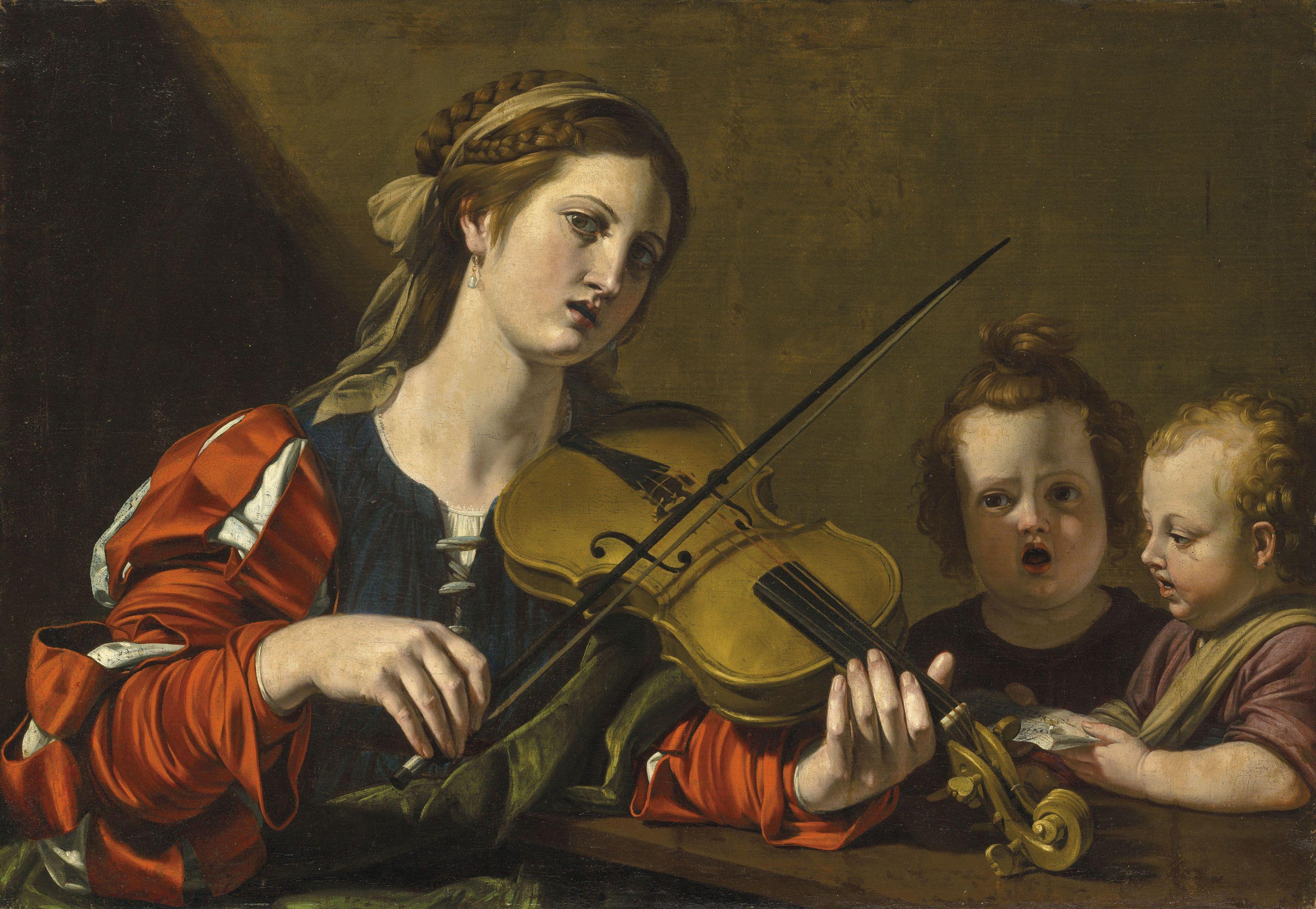 Pendientes barrocos