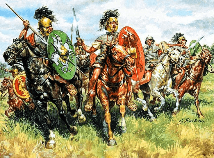 caballeria-romana-siglos-iii-ii-ac