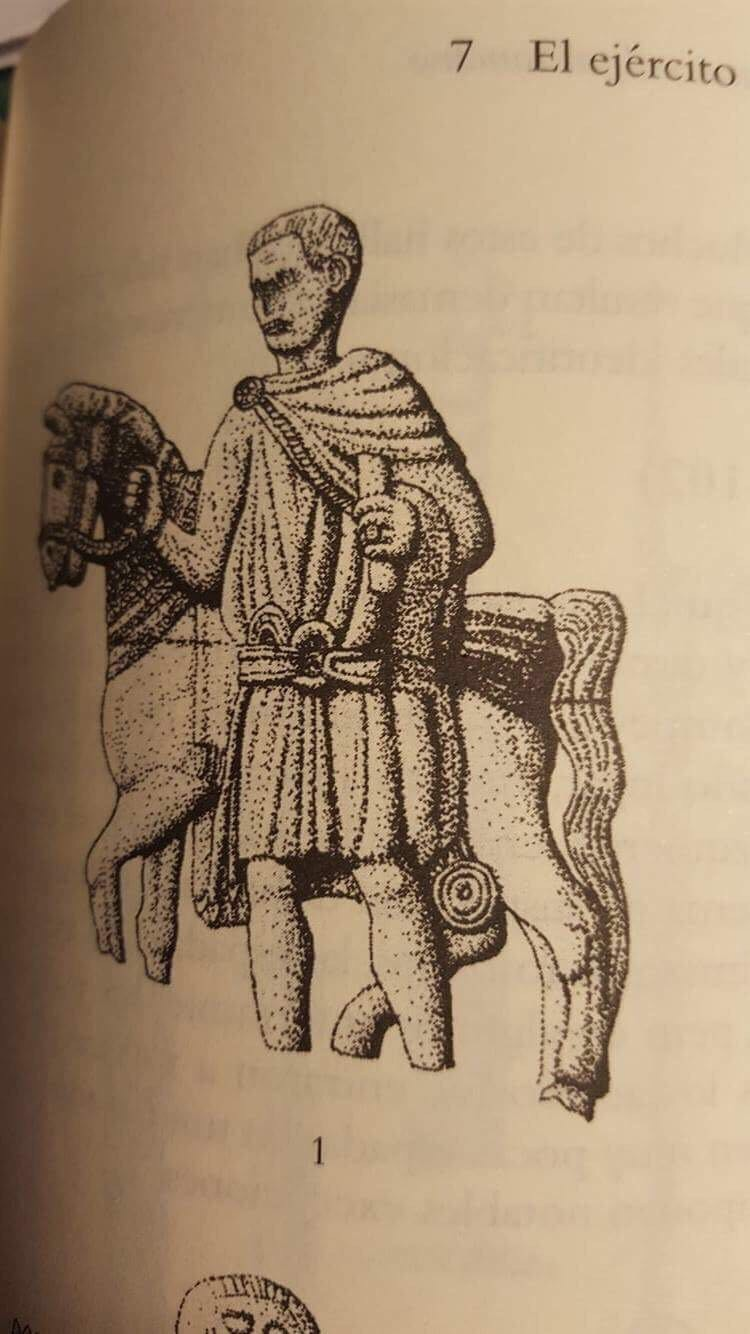 cinturon romano