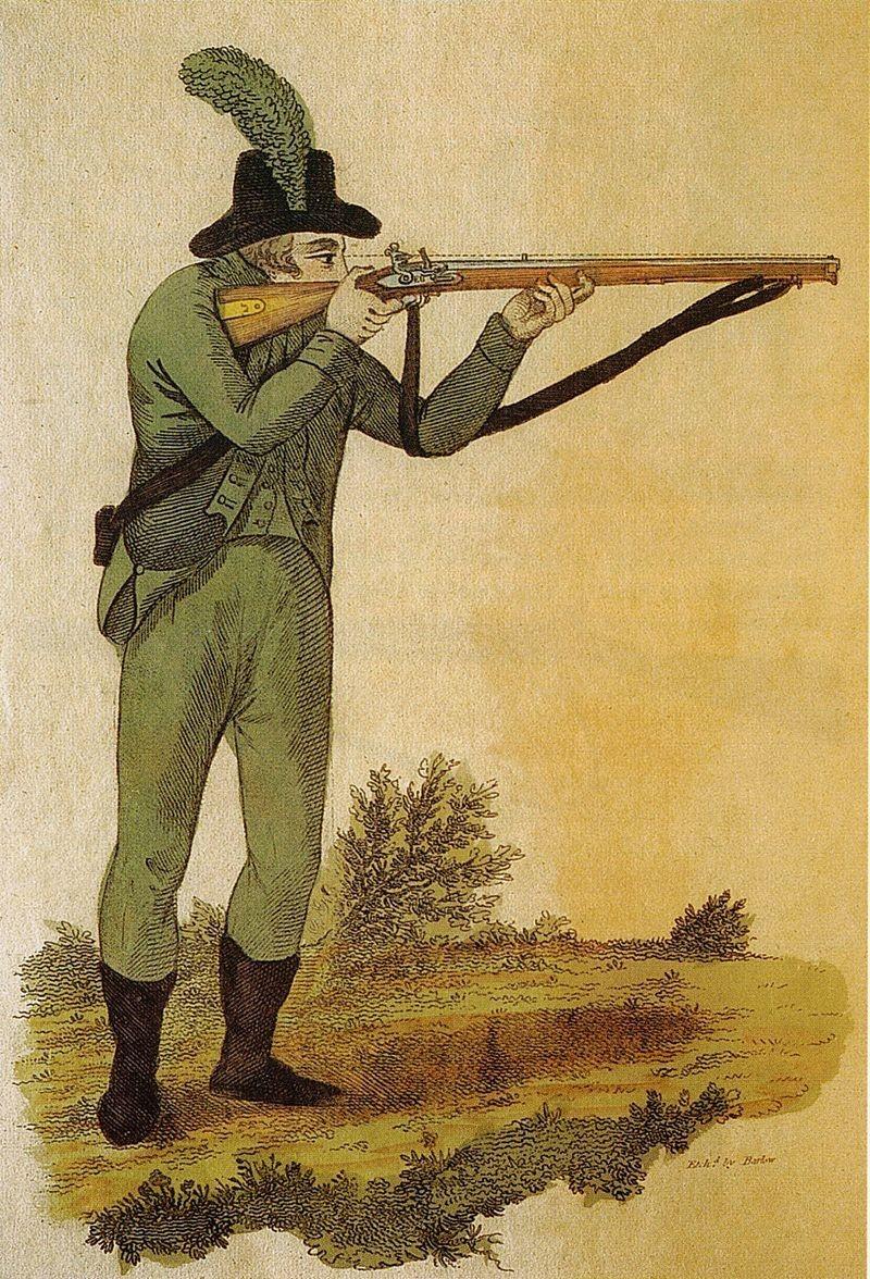 rifle baker