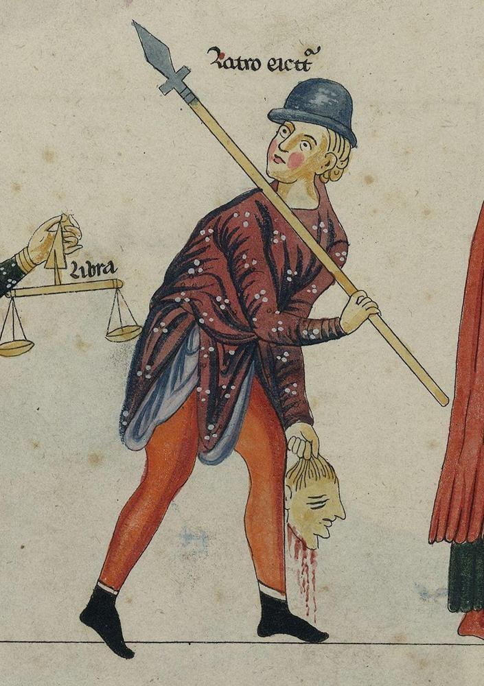 lanza medieval