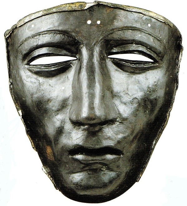 mascara romana