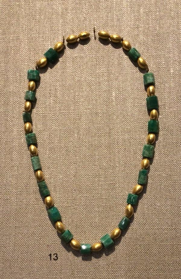 original collar pompeya