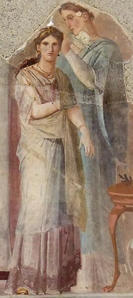 tunica romana femenina