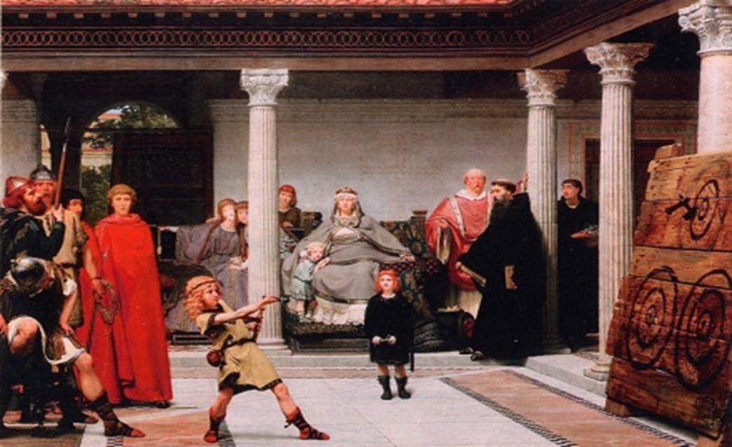Corte Hispania Visigoda
